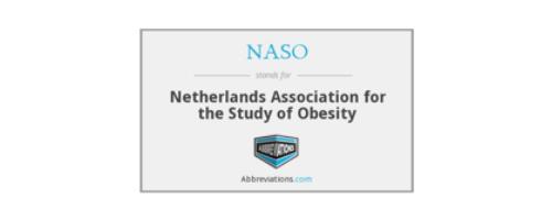 The Netherlands Association for the Study of Obesity NASO - Partner PON