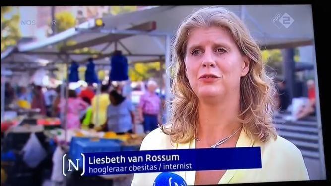 Partnerschap Overgewicht Nederland in Nieuwsuur